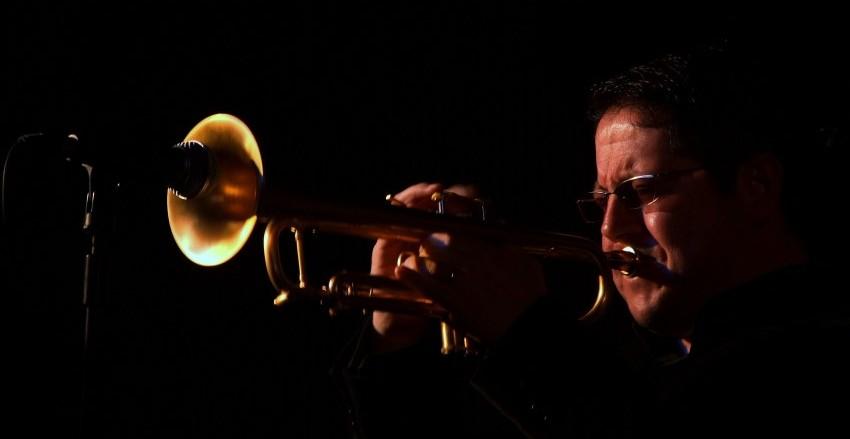 Jazz Trumpet Player Jim Rotondi of Austria